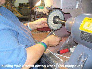 Metal Polishing and Buffing